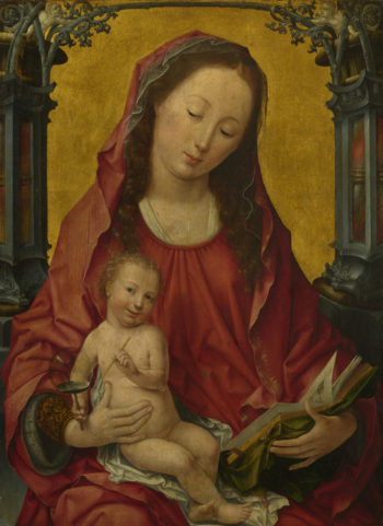 The Virgin and Child | Netherlandish | oil painting