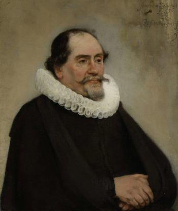 Portrait of Abraham de Potter