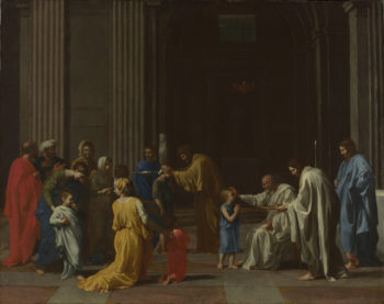 Confirmation | Nicolas Poussin | oil painting