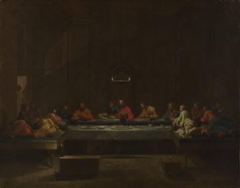 Eucharist | Nicolas Poussin | oil painting