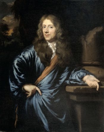 Willem Pottey (1666-94). Lawyer and accountant-general to Flushing. 1686 - 1693   Nicolaes Maes   oil painting