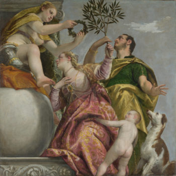 Happy Union | Paolo Veronese | oil painting