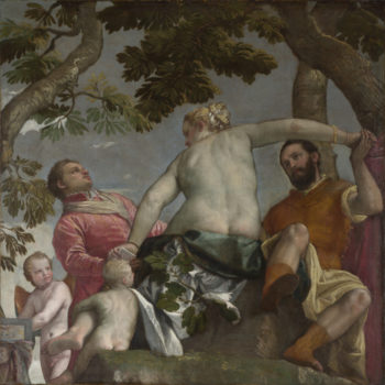 Unfaithfulness | Paolo Veronese | oil painting
