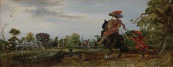 Summer. 1625 | Adriaen Pietersz. van de Venne | oil painting