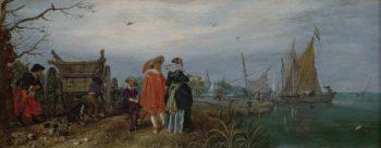 Autumn. 1625 | Adriaen Pietersz. van de Venne | oil painting