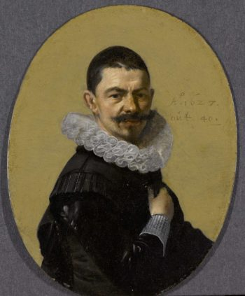 Portrait of a man. 1627 | Willem Cornelisz. Duyster | oil painting