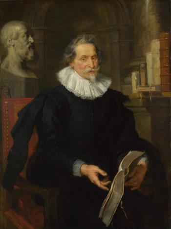Portrait of Ludovicus Nonnius | Peter Paul Rubens | oil painting