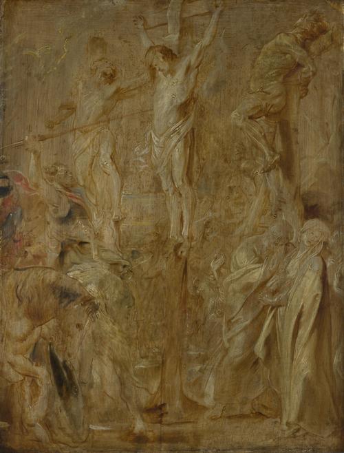 The Coup de Lance | Peter Paul Rubens | oil painting