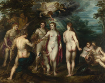 The Judgement of Paris (1) | Peter Paul Rubens | oil painting