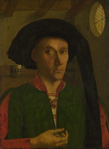 Edward Grimston   Petrus Christus   oil painting
