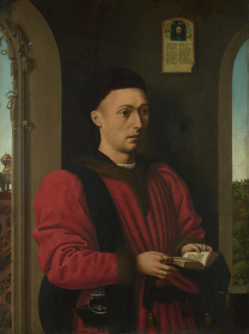 Portrait of a Young Man | Petrus Christus | oil painting
