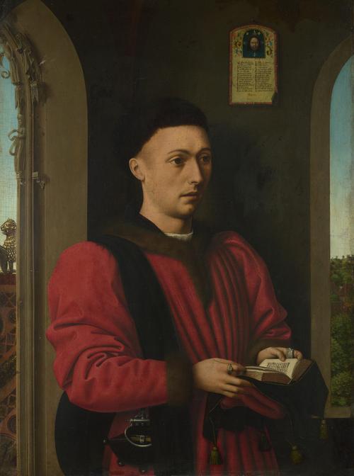 Portrait of a Young Man | Petrus Christus | oil painting
