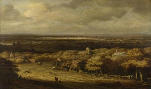 An Extensive Landscape | Philips Koninck | oil painting