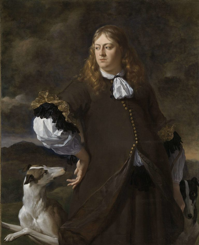 Joan Reynst (1636-95). Lord of the Drakenstein and Vuursche. Captain of the bourgeoisie in Amsterdam in 1672. 1670 - 1675 | Karel Dujardin | oil painting