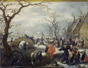 Boer Shrove Tuesday. ca. 1625 | Adriaen Pietersz. van de Venne | oil painting