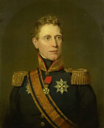 Baron Jan Willem Janssens (1762-1838). Governor of the Cape Colony and Governor-General of Dutch East Indies. 1815 - 1838 | Jan Willem Pieneman | oil painting
