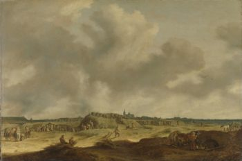 The siege of 's-Hertogenbosch by Frederick Henry