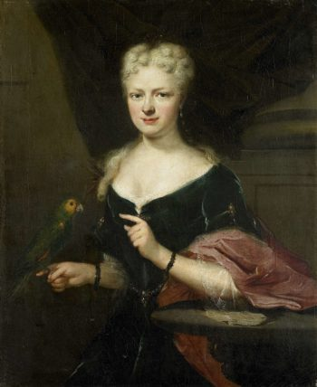 Mary Magdalene Stavenisse (1700-83). Wife of Jacob White of Elkerzee