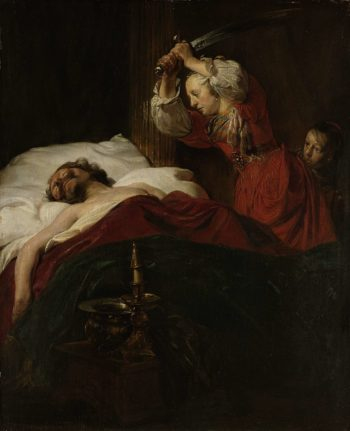 Judith and Holofernes.. 1659 | Jan de Bray | oil painting