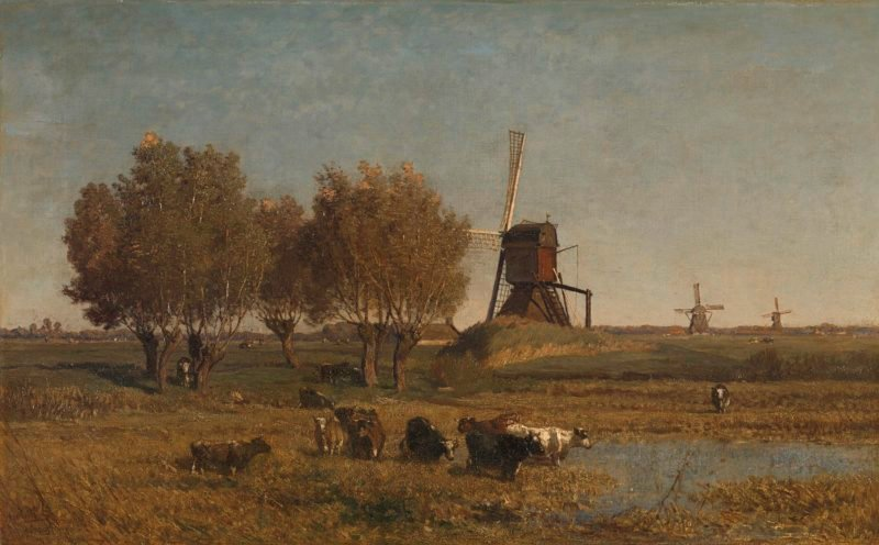 In the Shop to Abcoude. 1870 - 1877 | Paul Joseph Constantin Gabri?l | oil painting