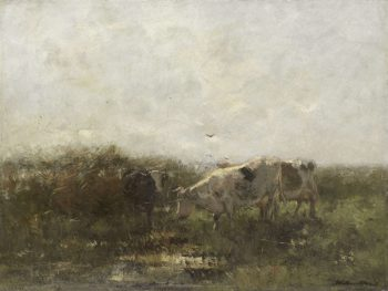 Cows. 1880 - 1904 | Willem Maris | oil painting