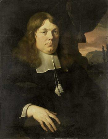 Portrait of a man. 1660 - 1680 | Ary de Vois | oil painting