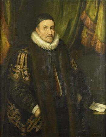 Portrait of William I (1533-84)