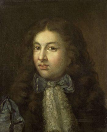 Theodoor Netscher (1661-1728). The eldest son of the painter. 1671 - 1684 | Caspar Netscher | oil painting