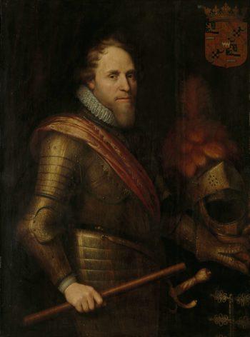 Portrait of Maurice (1567-1625)