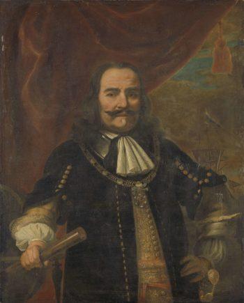 Michiel Adriaensz de Ruyter (1607-1676)
