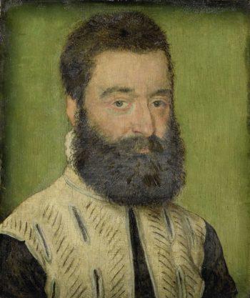 Portrait of Barthelemy Aneau