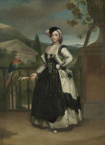 Portrait of Isabel Arce y Parre?o