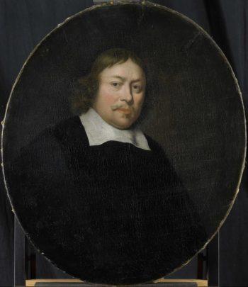Gerard van Bergen (gest 1663)