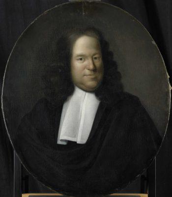 Johan Lapwing (gest 1692)