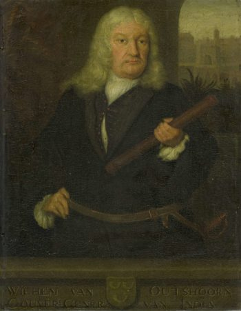 William of Outhoorn (1635-1720). Governor-General (1691-1704). 1691 - 1704 | David van der Plas | oil painting