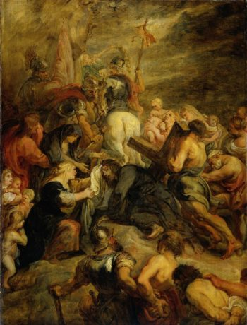Calvary. 1634 - 1637 | Peter Paul Rubens | oil painting