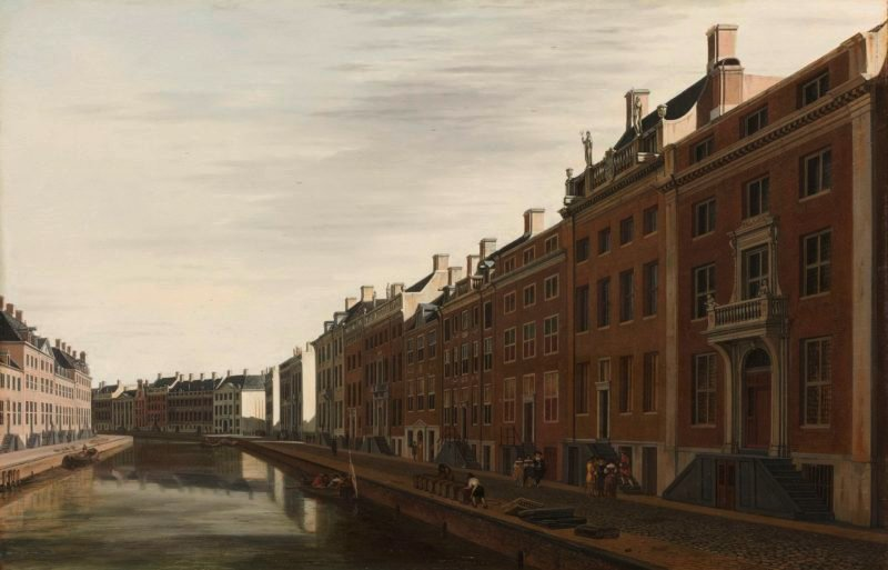The 'Golden Bend' in the Herengracht