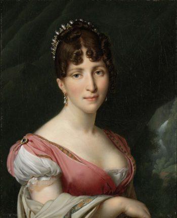 ?Portrait of Hortense de Beauharnais