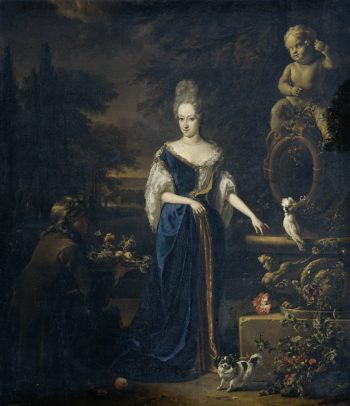 Portrait of Maria Cornelisz