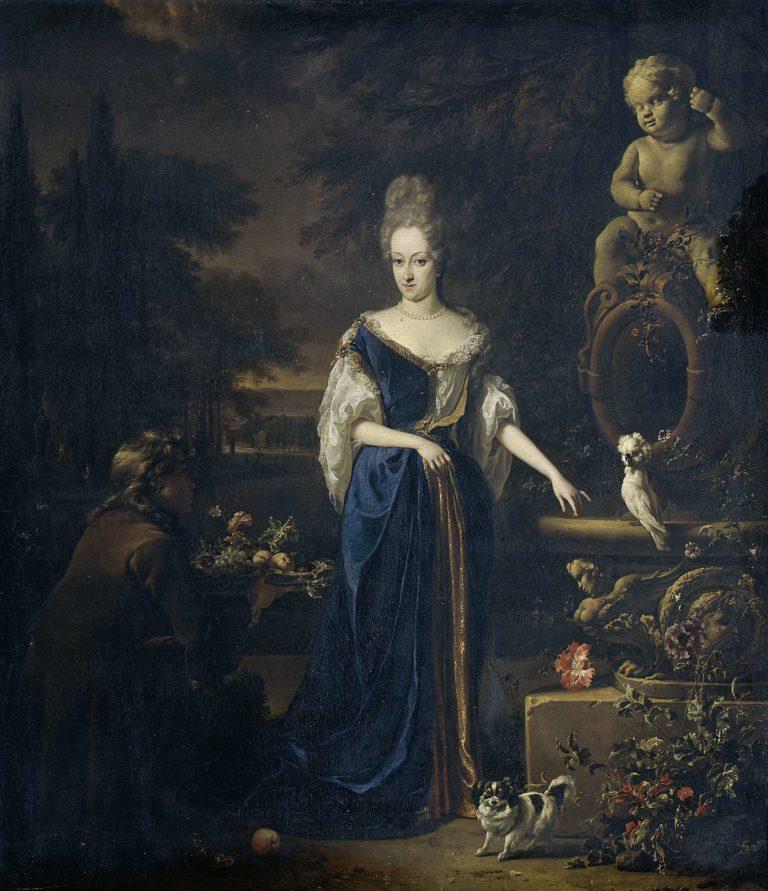 Portrait of Maria Cornelisz