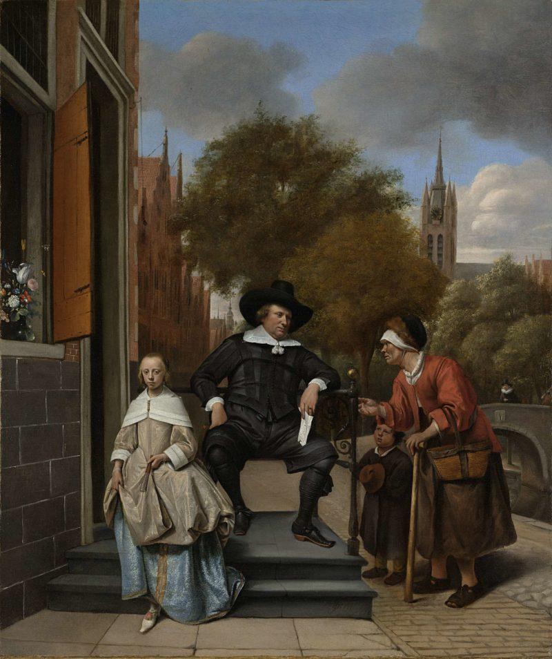 Adolf and Catharina Croeser