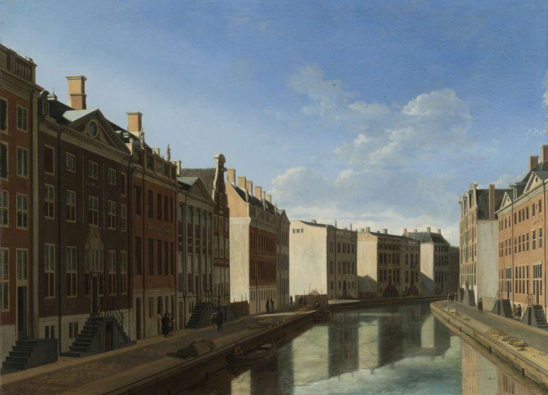 The 'Golden Bend' in the Herengracht
