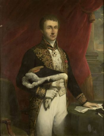 Merkus Pieter (1787-1844). Governor-General (1841-44). 1844 - 1851 | Jan Willem Pieneman | oil painting