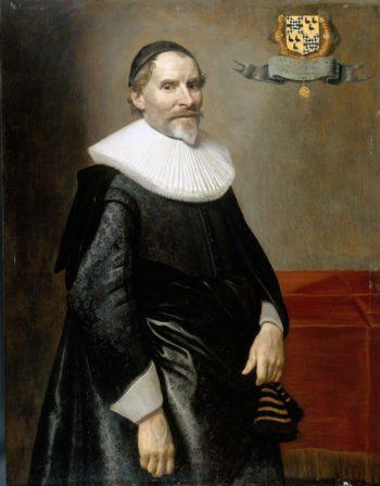 Portrait of Fran?ois van Aerssen (1572-1641)