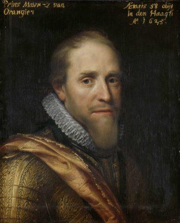 Portrait of Maurice
