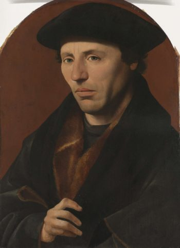 Portrait of a Haarlem Citizen. 1529 | Jan van Scorel | oil painting