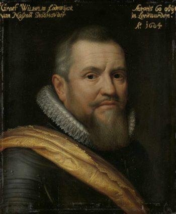 Portrait of William Louis