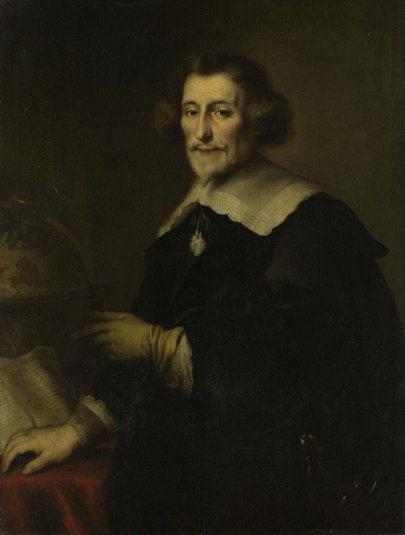 Pieter Cornelisz Hooft (1581-1647). Sheriff of Muiden