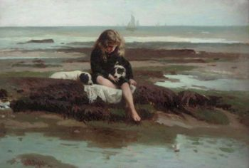 Limpets | Alexander Mark Rossi | oil painting