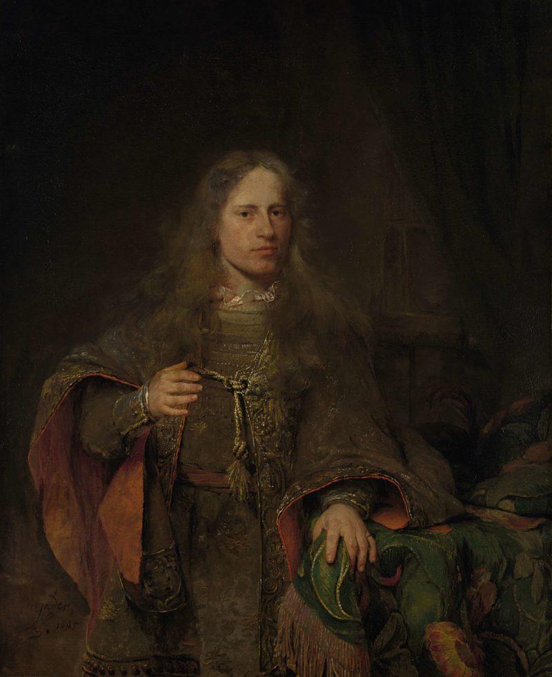 Portrait of Ernest de Beveren